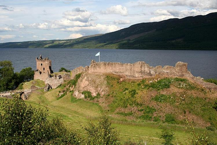 The Castle of Invermorton, if memory serves me right...