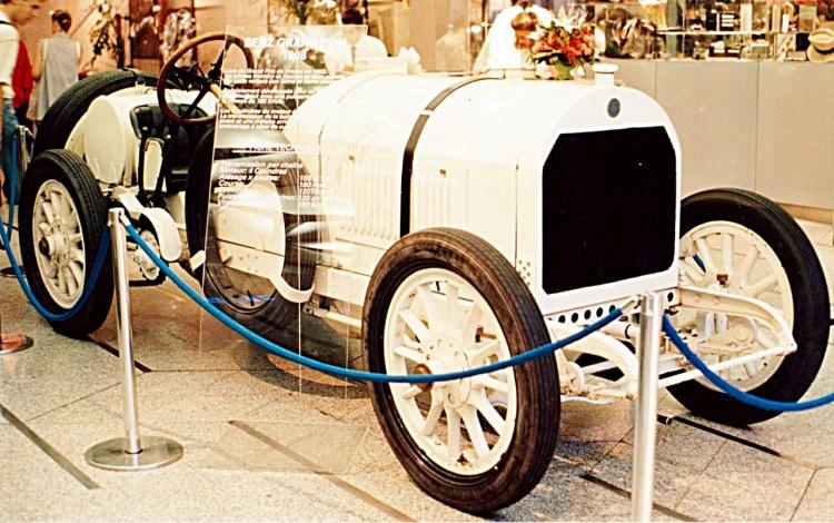 1908 Grand Prix Mercedes